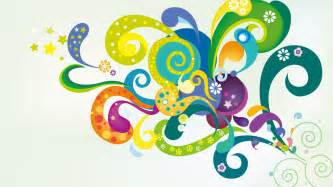 colorful design colorful vector design for hd desktop background photo