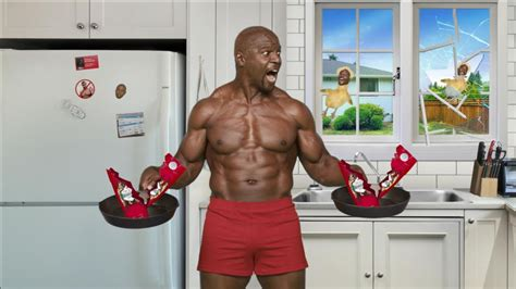 terry crews advert two famous old spice spokesmen teach guys about different