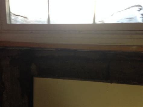 leaking basement window doityourself community forums