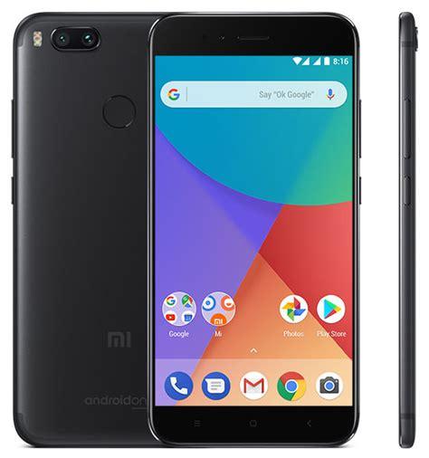 Xiaomi Mia1 Garansi Resmi xiaomi mia1 4gb ram 64 gb rom garansi resmi tam black