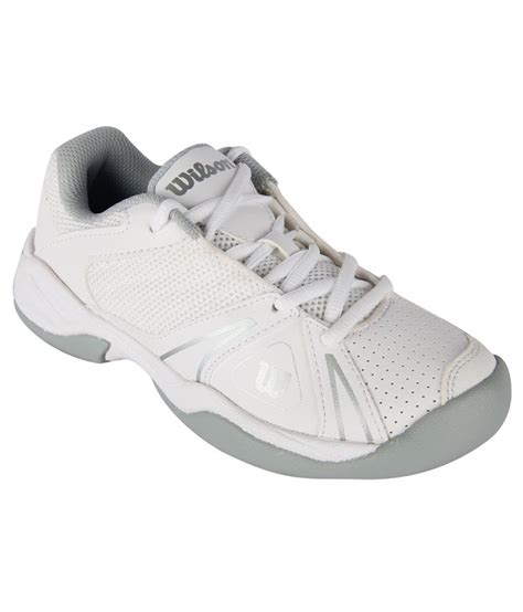 wilson white sport shoes price in india buy wilson white