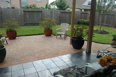 Extend Patio With Pavers Adding Pavers To Extend Existing Patio Search Backyard Ideas Patio And