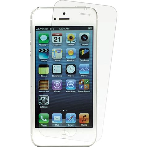 xuma clear screen protector kit  iphone scse psc