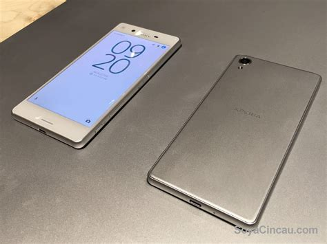 Hp Sony Xperia X Series sony updates its smartphone lineup for 2016 with the xperia x series soyacincau