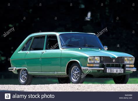 renault old car renault 16 model year 1965 1978 vintage car 1960s