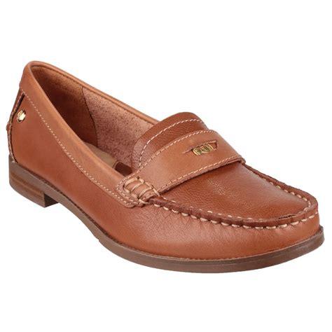 womens loafers sale hush puppies womens iris sloan smart loafers ebay