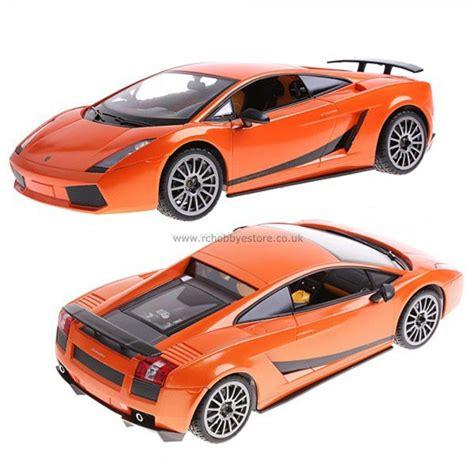 Rc Lamborghini Gallardo Rastar Lamborghini Gallardo Superleggera 1 14 Rc Scale Model