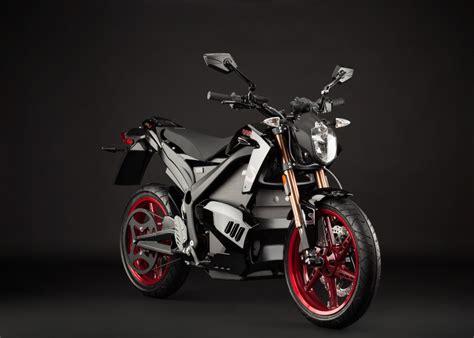 Zero Announces Faster, Longer Range Electric Motorcycles