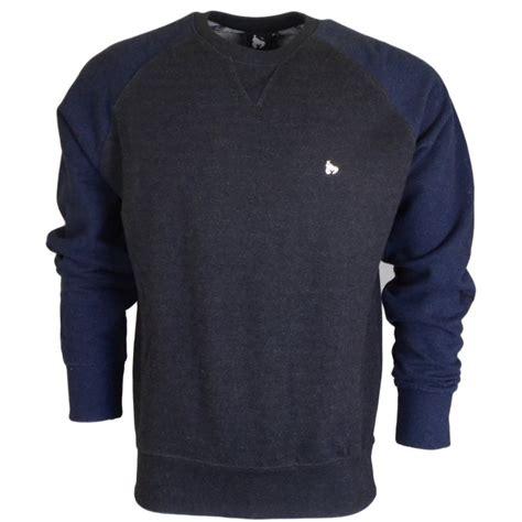 Cruyff Raglan money clothing raglan marl grey marl metal sweatshirt