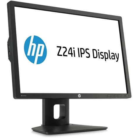Monitor Hp Z24i Hp Z Display Promo Z24i 24 Quot Widescreen Led D7p53a8 Aba B H