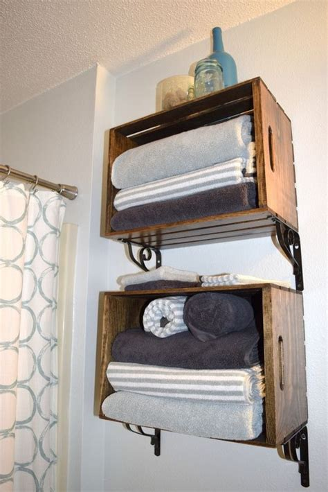 great 40 amazing of bathroom towel storage 43 25874