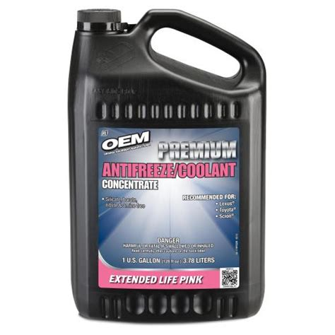 Toyota Coolant Pink Any Experience With Pep Boys Oem Brand Coolant Cooling