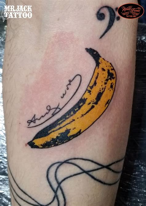 banana tattoo 17 best images about banana tattoos on what