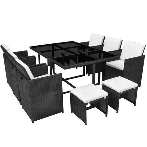 set tavolo e sedie da esterno articoli per vidaxl set tavolo e sedie da pranzo per