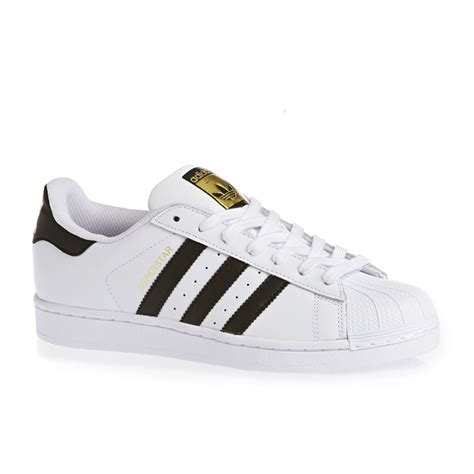 Adidas Originals Black adidas originals superstar shoes white black white
