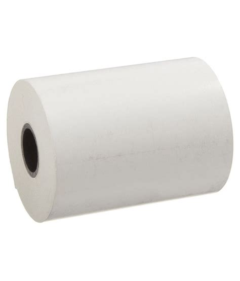 Thermal Paper Thermal Roll E Print 57mm X 50mm Diameter 100roll vardhaman thermal paper rolls 57mm x 18mtrs pack of 04