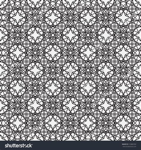 seamless pattern template vector seamless pattern modern decorative design stock