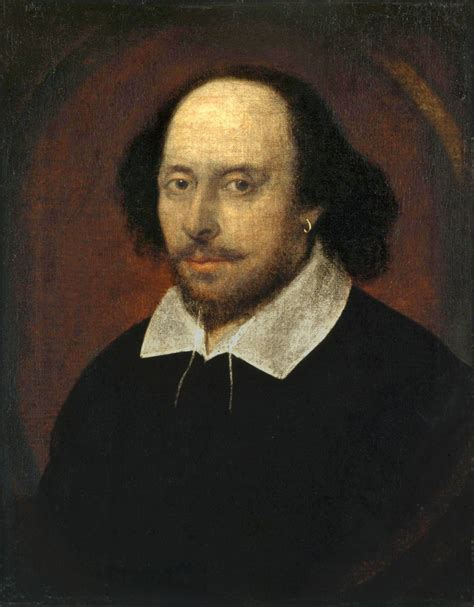 William Shakespeare what did william shakespeare look like