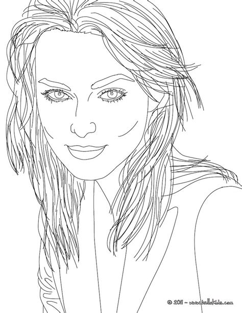 celebrity coloring pages online miss keira knightley coloring pages hellokids com