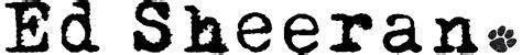 ed sheeran logo ed sheeran logo logos s artiesten pinterest logos