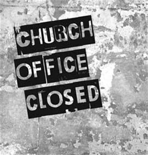 church office closed | first baptist church of litchfield