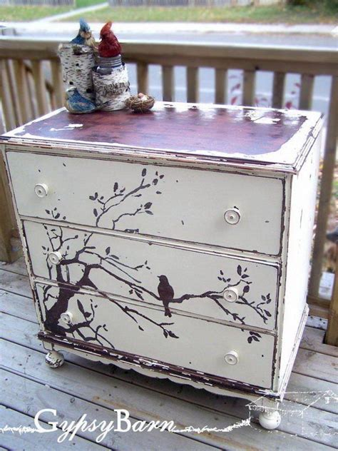 Best Varnish For Decoupage Furniture - 25 best ideas about lace painted furniture on