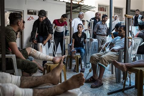 operation hypermetropie prise en charge palestine prise en charge chirurgicale et post 825 | MSF234010