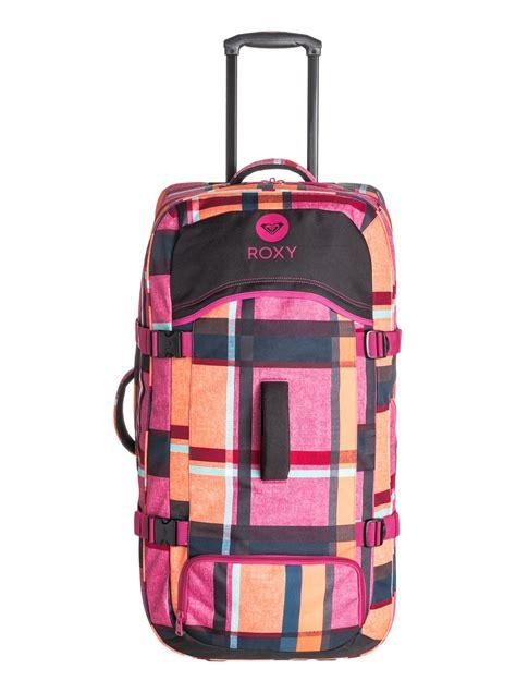 Jual Travel Bag Quiksilver haul rolling travel bag erjbl03042