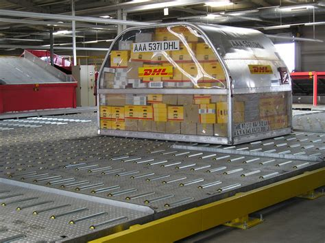 automated cargo and material handling als logistic solutions