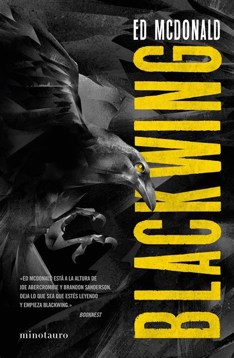 blackwing the ravens mark 147322201x blackwing de ed mcdonald hoysepublica distopolis