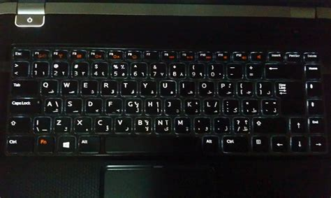 keyboard layout us english what is the name of this keyboard layout super user