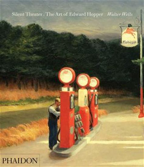 silent theater the art 0714863092 silent theater the art of edward hopper art phaidon store