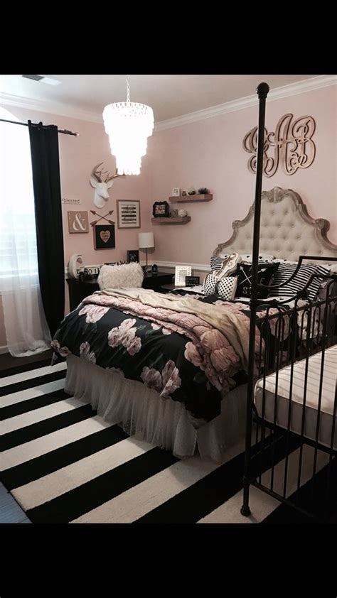 tween bedroom decor antlers pottery barn kids and above bed decor on pinterest