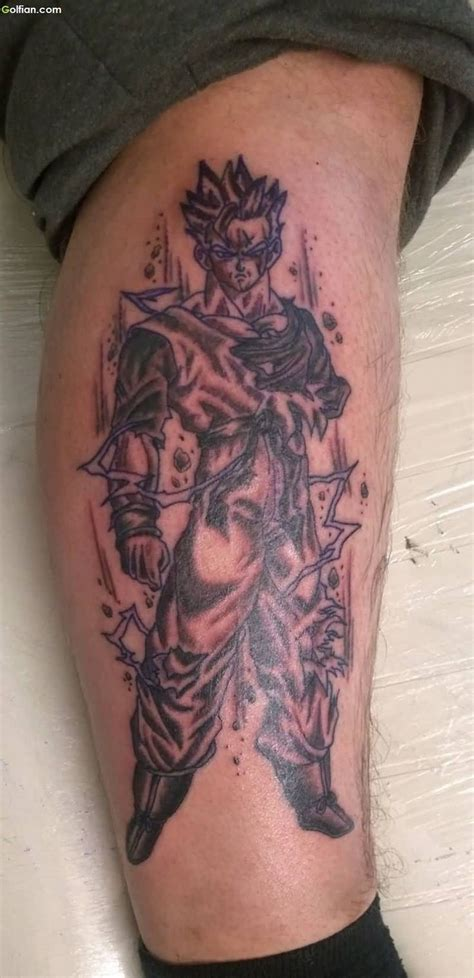 ball tattoos designs 34 best goku images on ideas