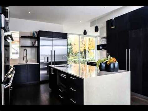 desain dapur nuansa hitam putih desain dapur nuansa hitam putih desain interior dapur