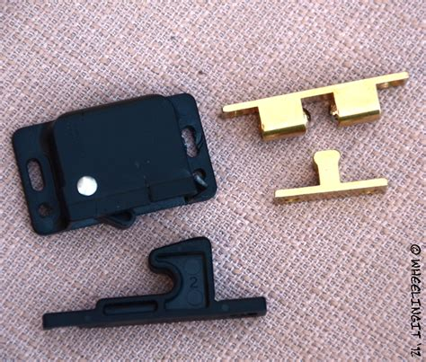 Rv Drawer Latch by Easy Rv Mod Gt Upgrade Your Drawer Latches Wheeling It