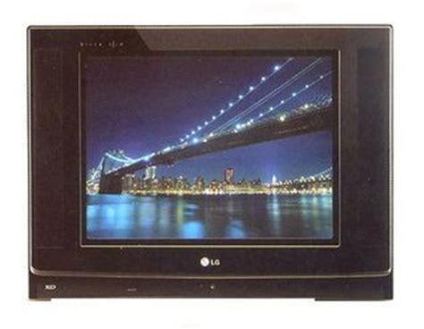 Tv Lg 21 Inch Pearl Black kerusakan pada horizontal tv lg s s e