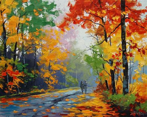 Nature Paintings by 15 Landscape Paintings Of Nature
