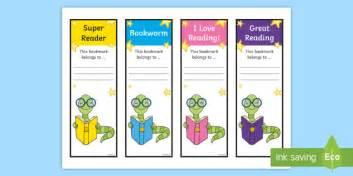bookworm bookmark template editable bookworm bookmarks editable bookmarks reading
