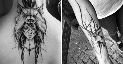 polish tattoo artist shows the beauty of imperfection with