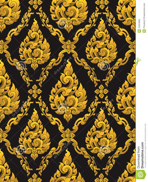 thai pattern history thai pattern background royalty free stock image image