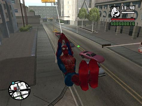 real swing real web swing webzip and web shoot file gta san