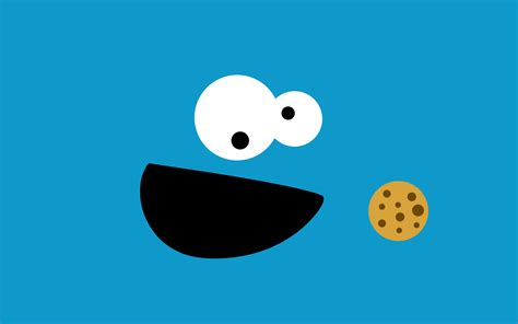 cute quirky wallpaper for kids cookie monster backgrounds wallpaper cave