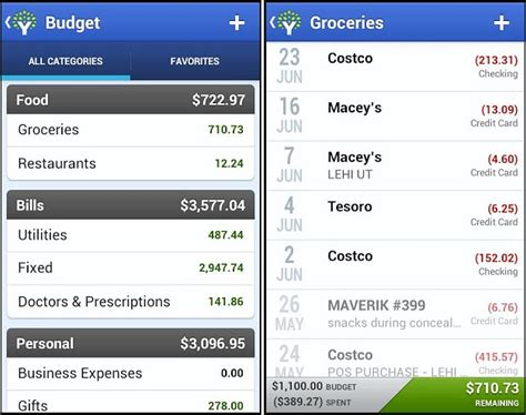best android budget app january 2013 top 4 android budget apps tips useful etc pinte