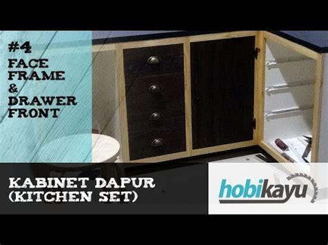 tutorial membuat kitchen set sendiri lemari kaca n aluminium doovi