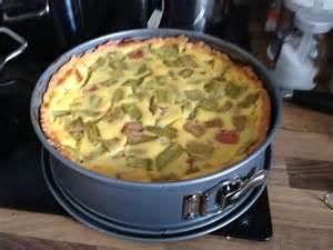rabarber kuchen rhabarberkuchen einfach himmlisch