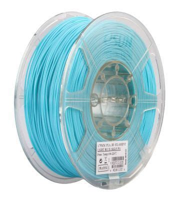 buy esun 1.75 mm abs+ plus filament light blue with