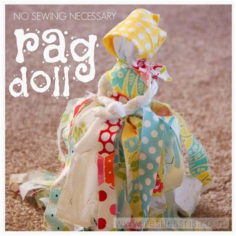 fabric crafts doll best 25 pioneer crafts ideas on ideas