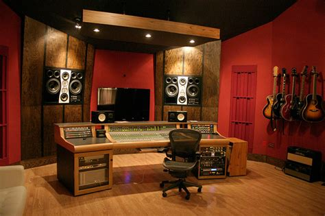 home decor studio spyglass studio control room contemporary home theater