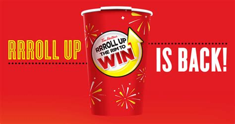 Tim Hortons Sweepstakes - tim hortons roll up the rim to win contest 2017 rolluptherimtowin com